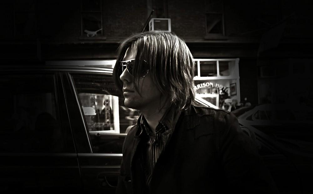 photoblog image N.Kama 'The Musician'. New York, 2007