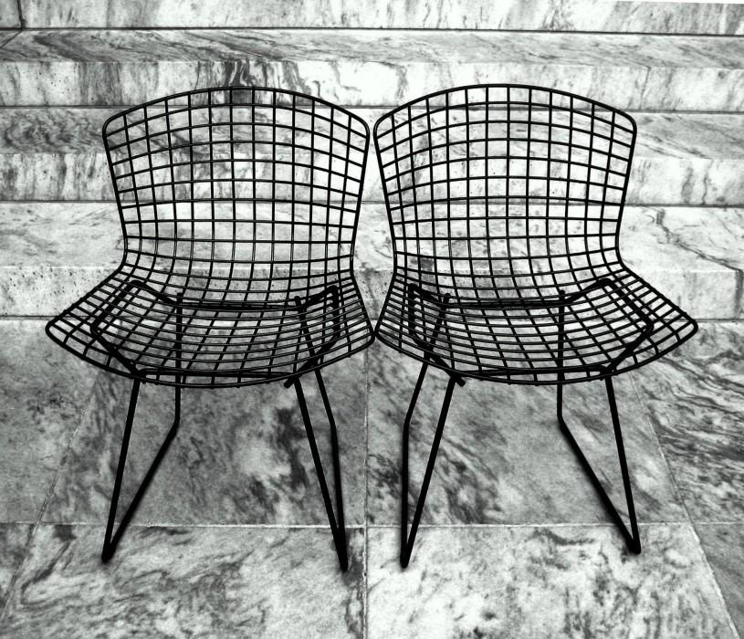 photoblog image @ MoMA #5 - Chairs