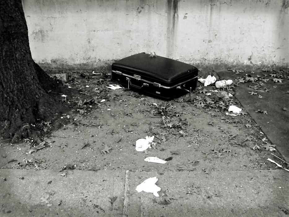 photoblog image N.Kama 'Busted & Neglected #3'. New York, 2007