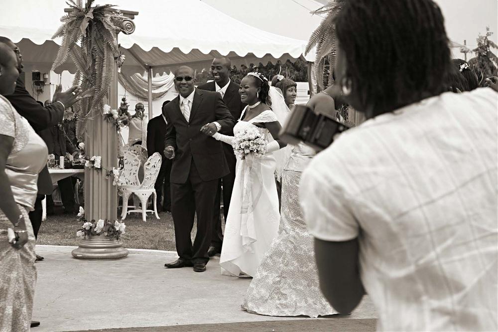 photoblog image N.Kama 'Wedding #6'. Ghana, 2008