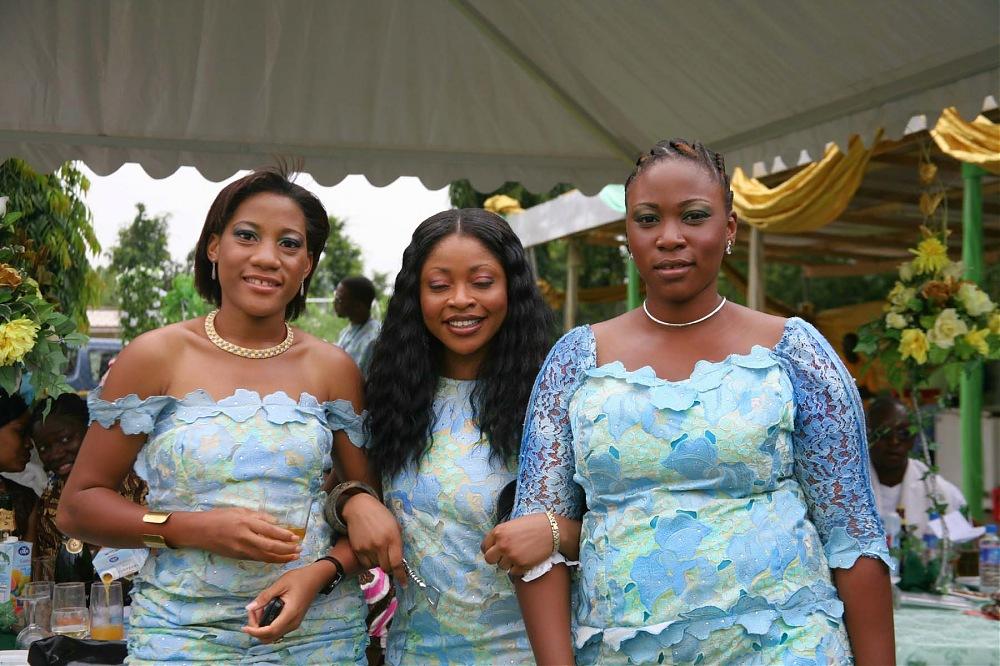 photoblog image N.Kama ' Wedding #10'. Ghana, 2008