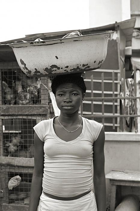 "photoblog image N.Kama "" Making a Living "" Accra, Ghana 2008"