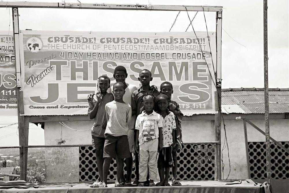 photoblog image N.Kama 'Leaders of tomorrow'. Accra, Ghana, 2008