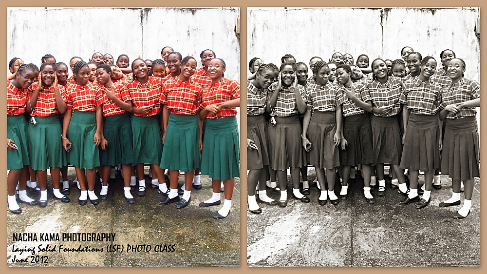 photoblog image 'Laying Solid Foundations - Photo Class ' Lagos. 06/12