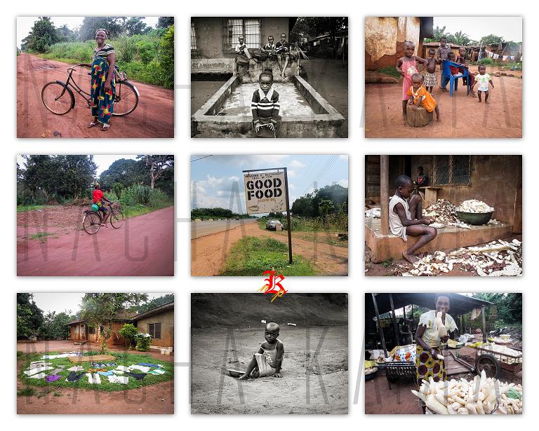 "photoblog image N.Kama ""The Village Life"" Owerre-Olubor, Delta . Jul'14"