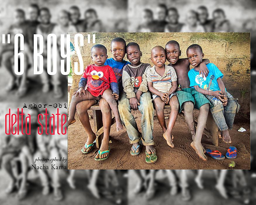 photoblog image N.Kama '6 Boys' Agbor Obi, Delta State. 2014