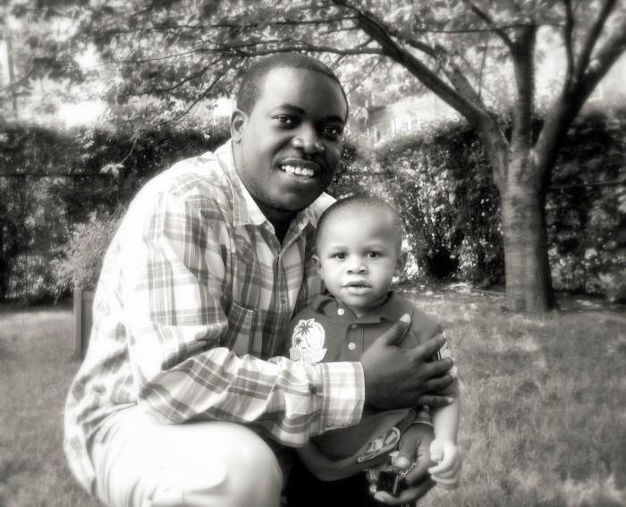 photoblog image Father & Son #2
