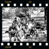 With My Folks (My Prof & Classmates) B&W
