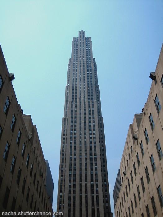 photoblog image Rockefeller Center  #1