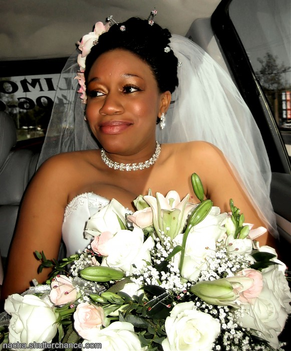 photoblog image The Mrs.