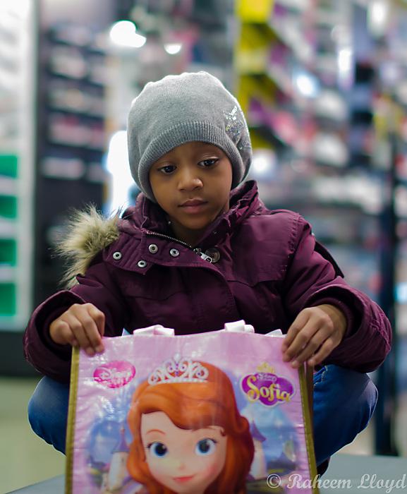 photoblog image Who has the bigger eyes