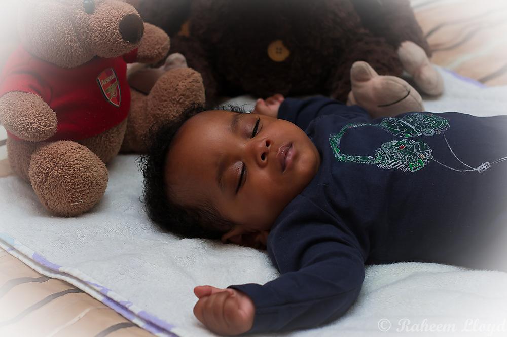photoblog image Sleepy