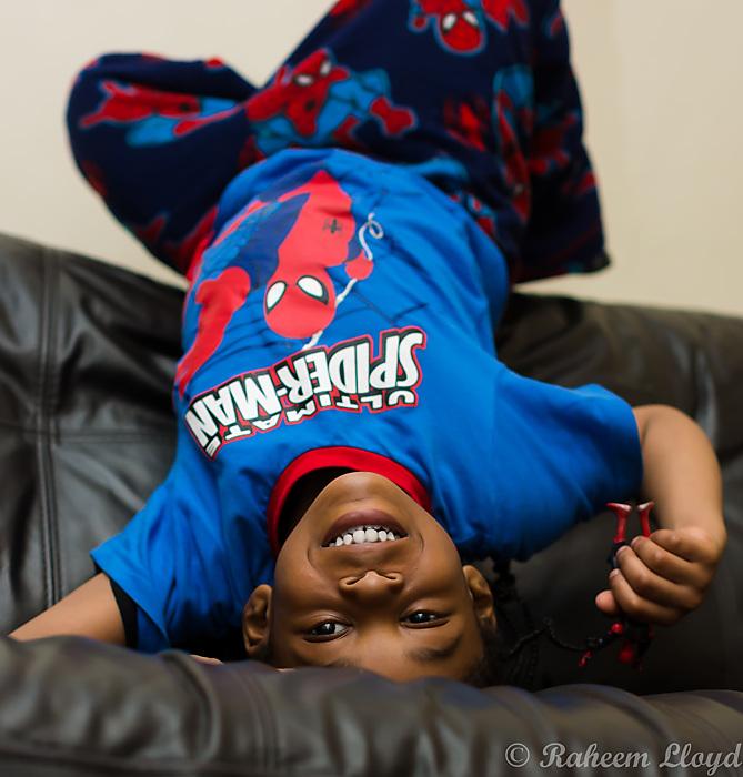 photoblog image Spider-Kid