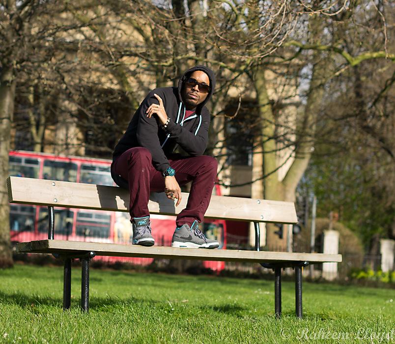 photoblog image Park life