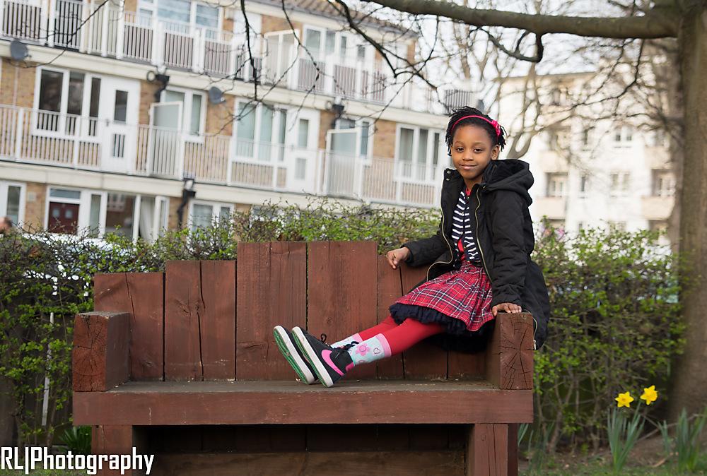 photoblog image Lil Lady