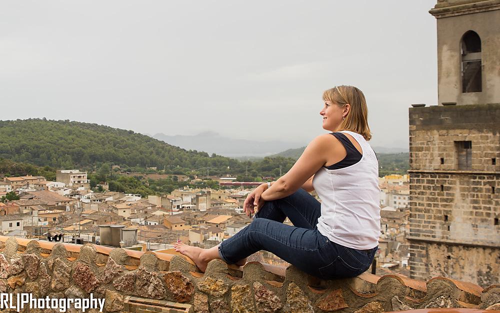 photoblog image Sitting on top of the world