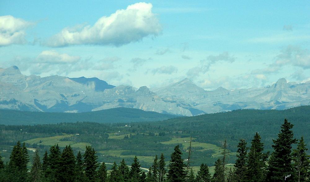 photoblog image Around The World - The Rocky Mountain Foothills
