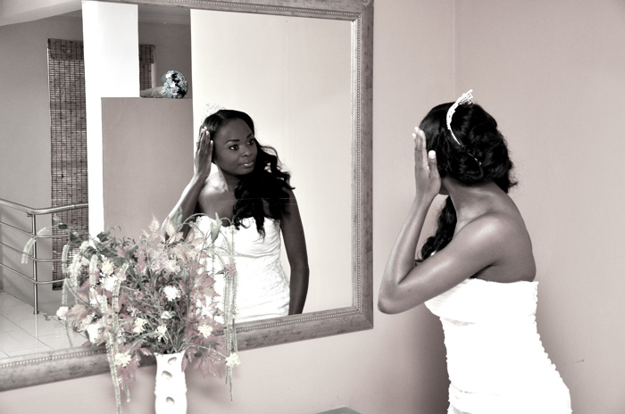photoblog image Bridal Touch