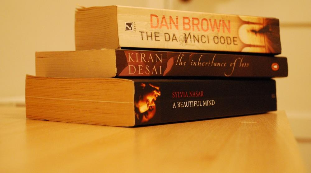 photoblog image Random Books
