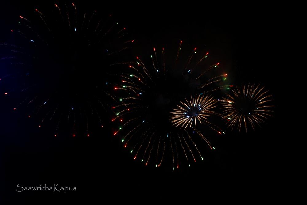 photoblog image Zurich Fireworks 2012