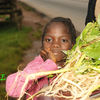 Vegetable girl