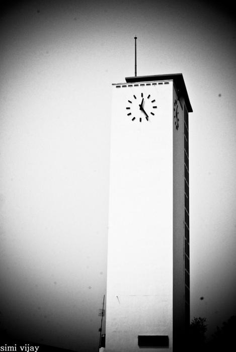 photoblog image clock tower