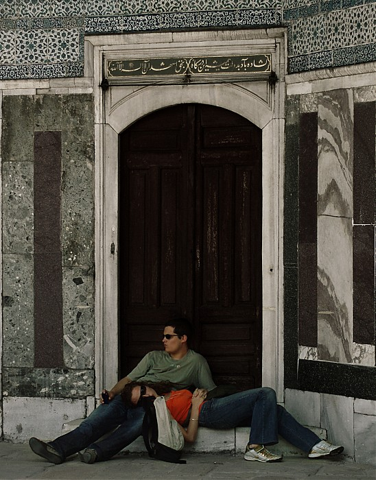 photoblog image 99 in the Shade #6 - At the Sultan's Door