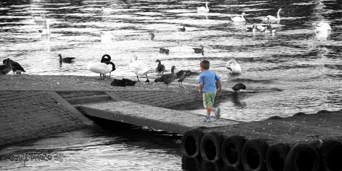 photoblog image A Child In Time