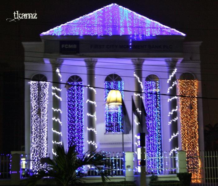 photoblog image Christmas Lights
