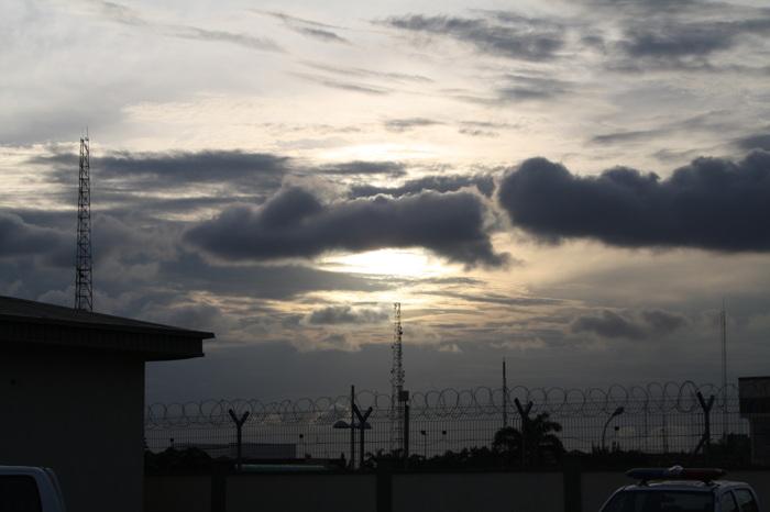 photoblog image Lagos Skyline