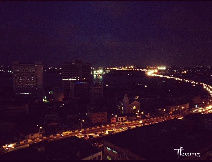 photoblog image Marina Nights