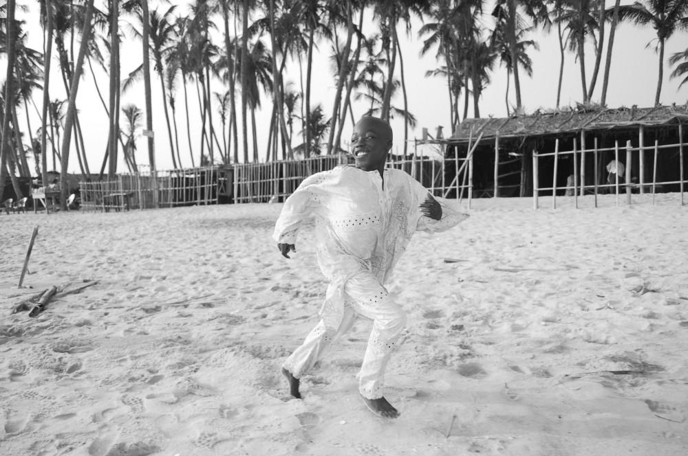 photoblog image Ghost on Alpha Beach
