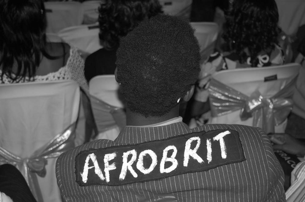 photoblog image AFROBRIT