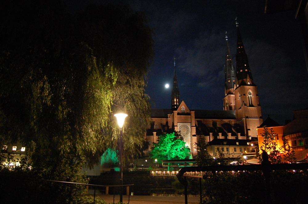 photoblog image The Cathedral of Uppsala