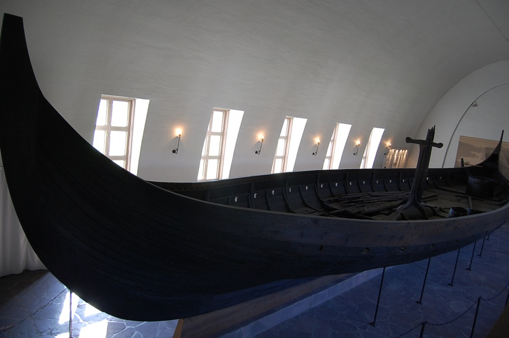 photoblog image Viking Ship Museum, Oslo