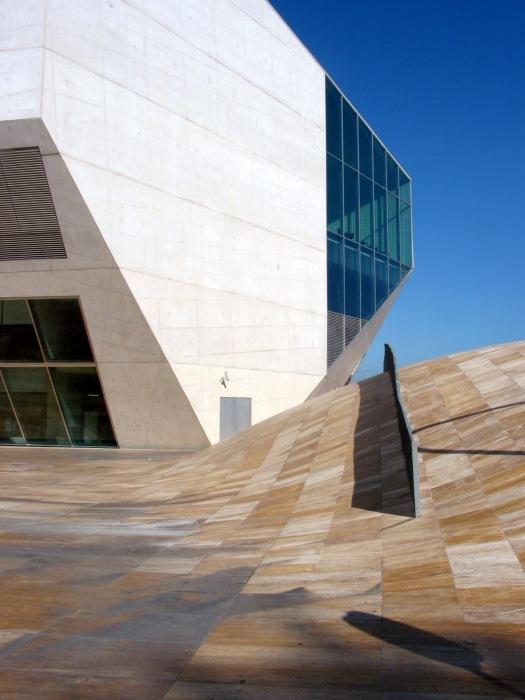 photoblog image Casa de Musica, Porto, Portugal
