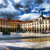 Leon - the Plaza Mayor