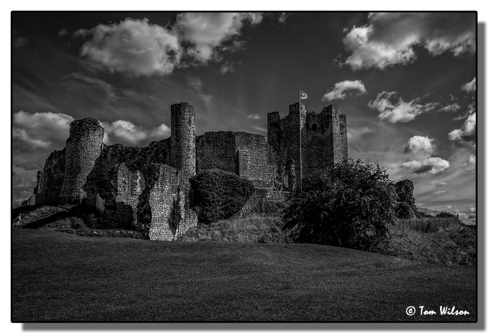 photoblog image Conisbrough Castle
