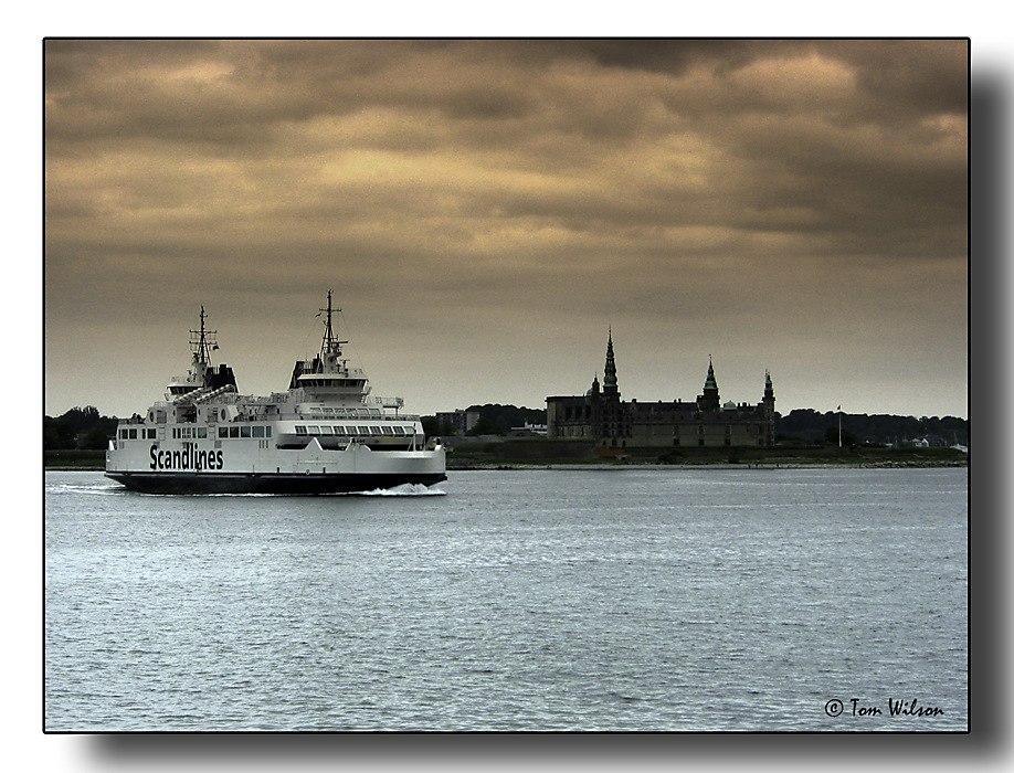 photoblog image The Elsinore ferry