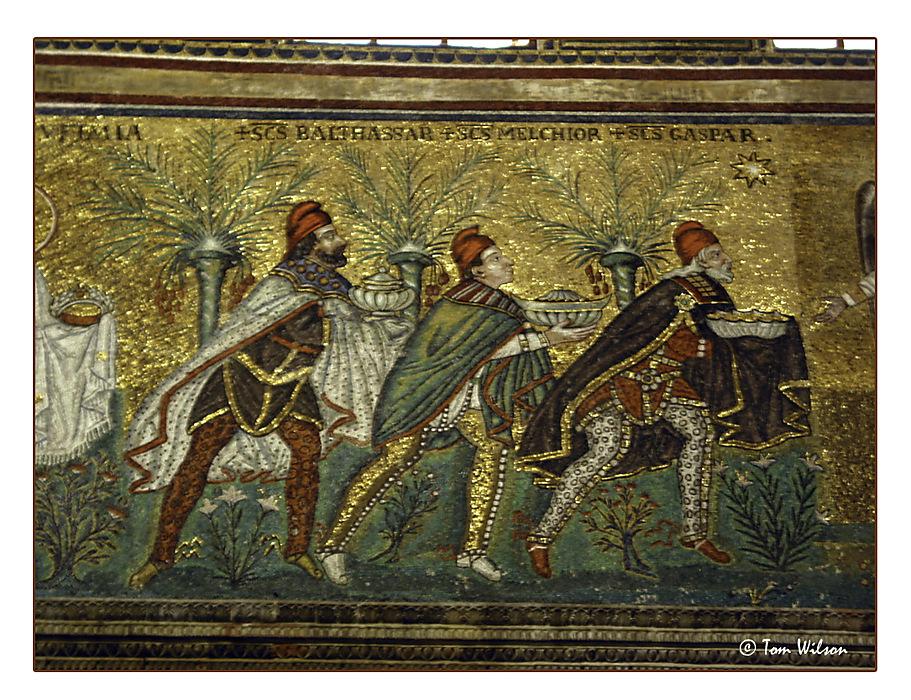 photoblog image Ravenna Mosaic
