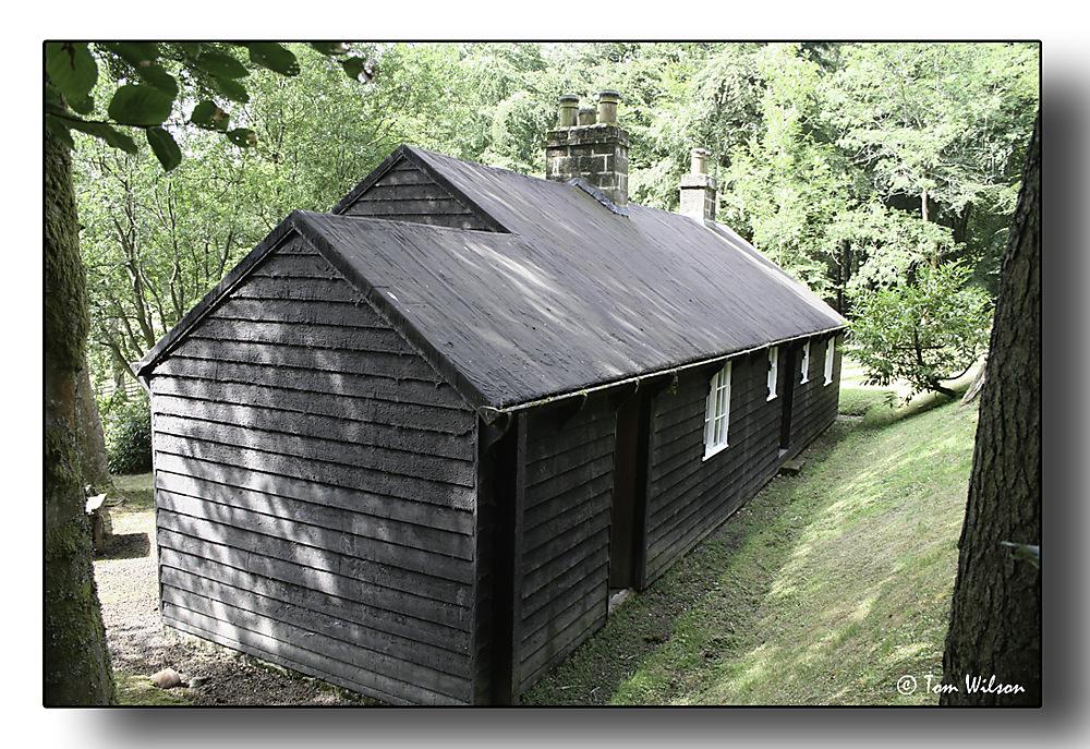 photoblog image Catcleugh hut