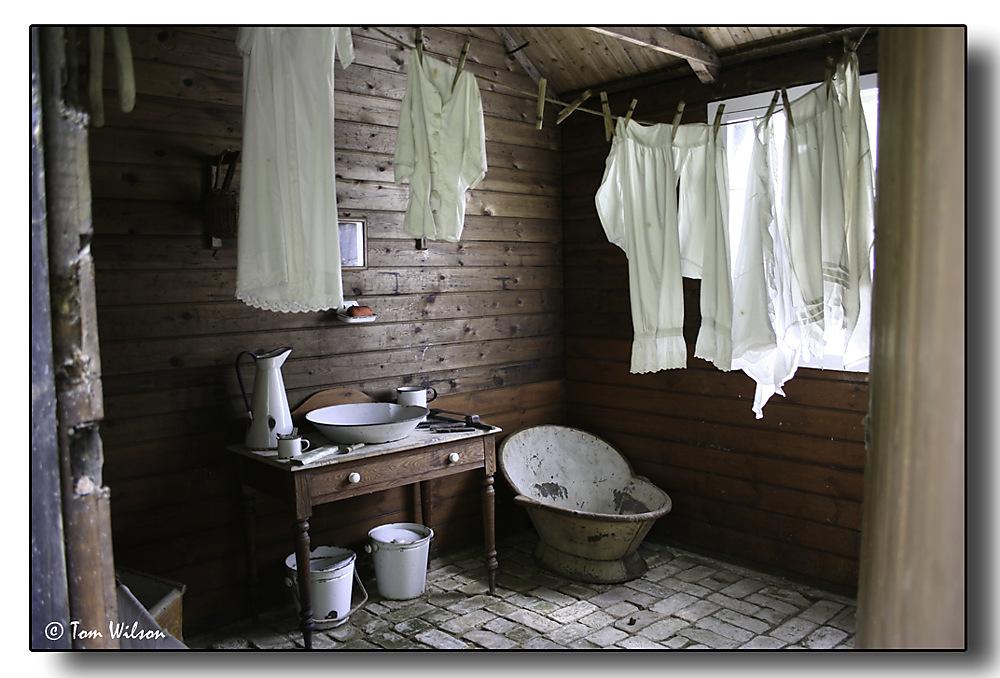 photoblog image Washouse.