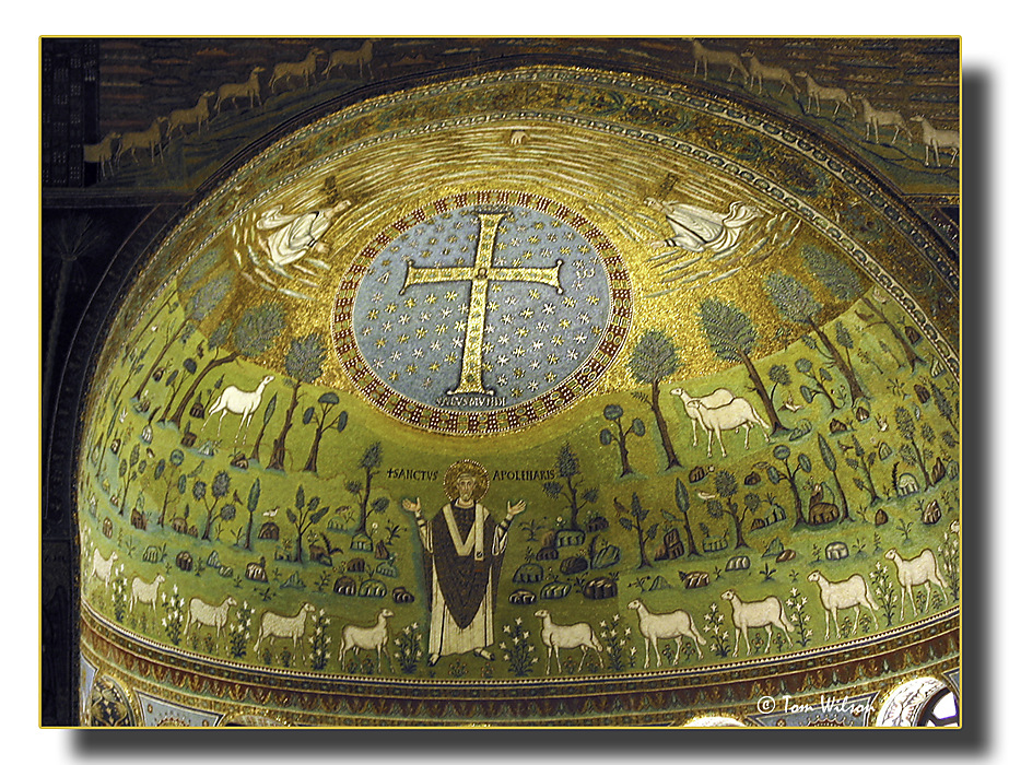 photoblog image Basilica di Sant'Apollinare in Classe