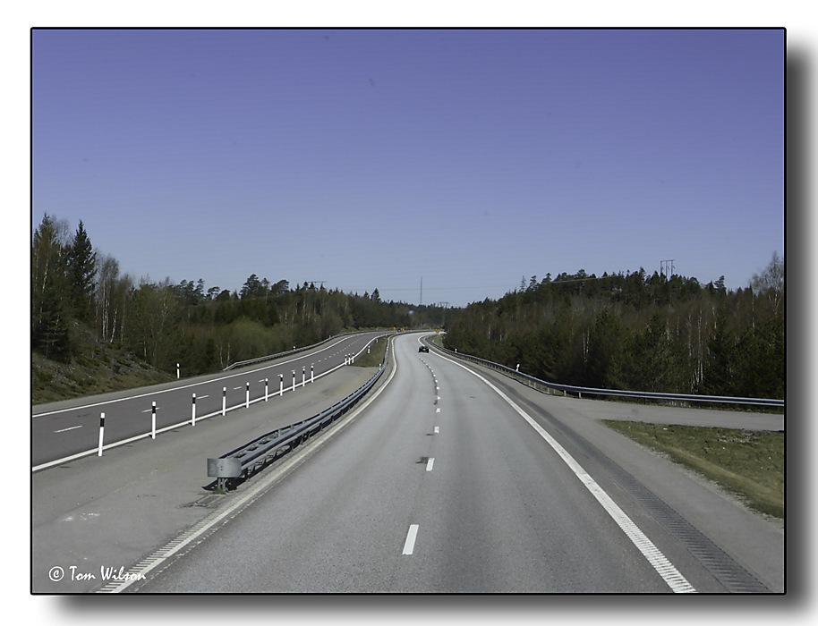 photoblog image Motorway