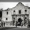 Chapel of the Alamo Mission, San Antonio, Texas.