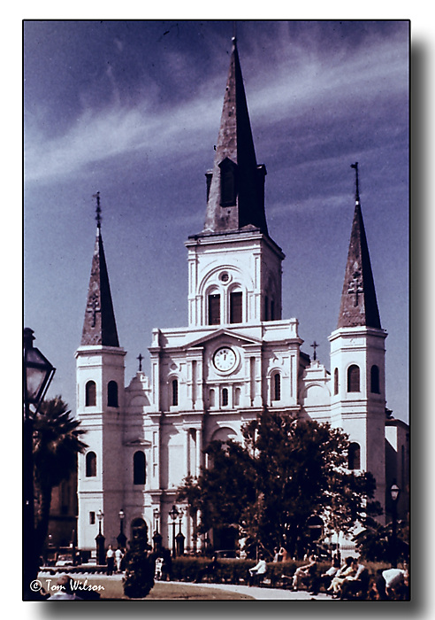 photoblog image St. Nicholas's Cathedral, New Orleans
