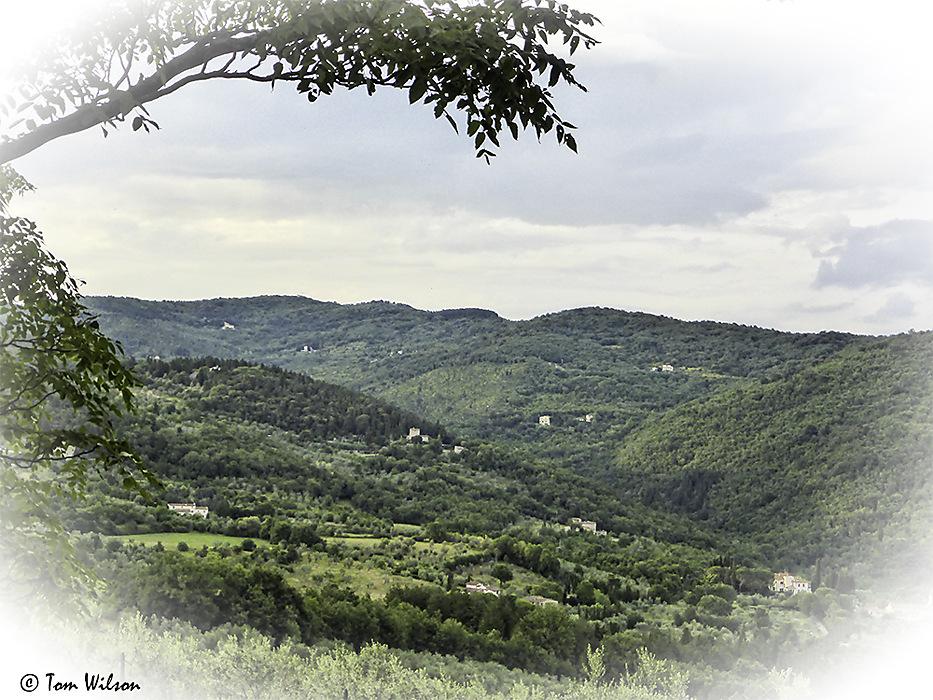 photoblog image Tuscan Hills