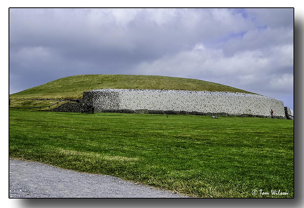 photoblog image Newgrange passage tomb