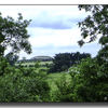 Newgrange - the tomb from the visitors' centre