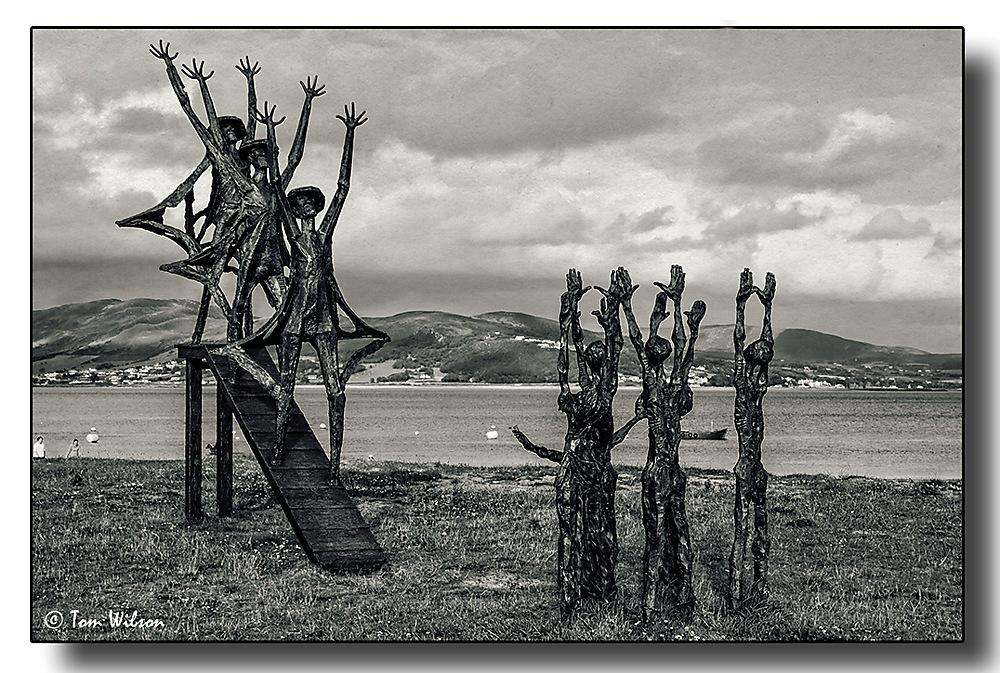 "photoblog image ""The Flight of the Earls"""